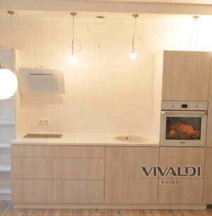 """Kitchen furniture """"Galante"""" without handles"""