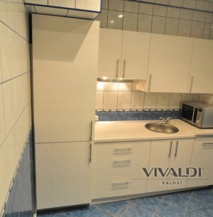 """Kitchen furniture """"Sunshine"""" in a small space"""