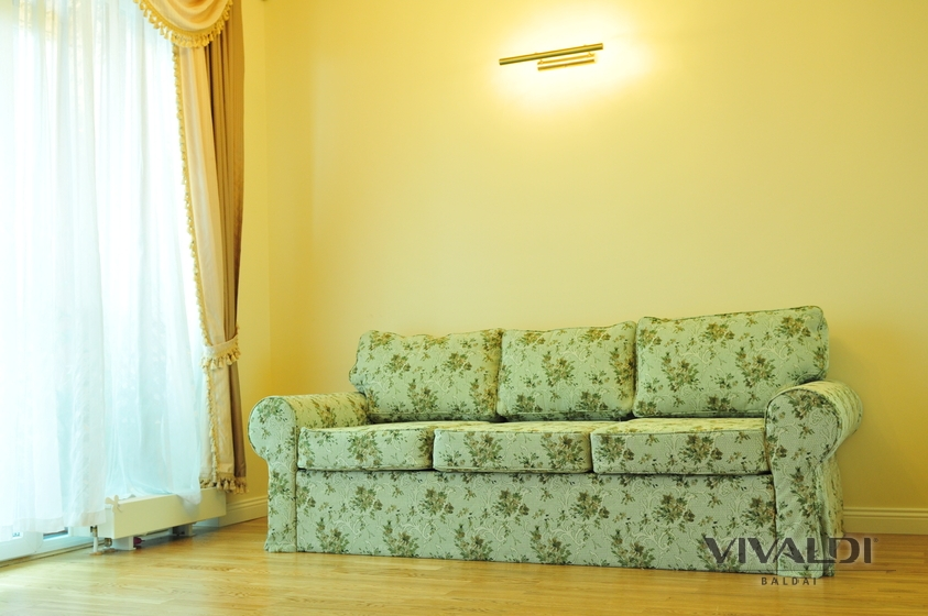 "Sofa ""Emerald"" su miegamu mechanizmu"